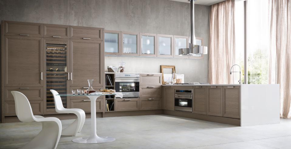 Cucina Classica Ginevra - AD Kitchen