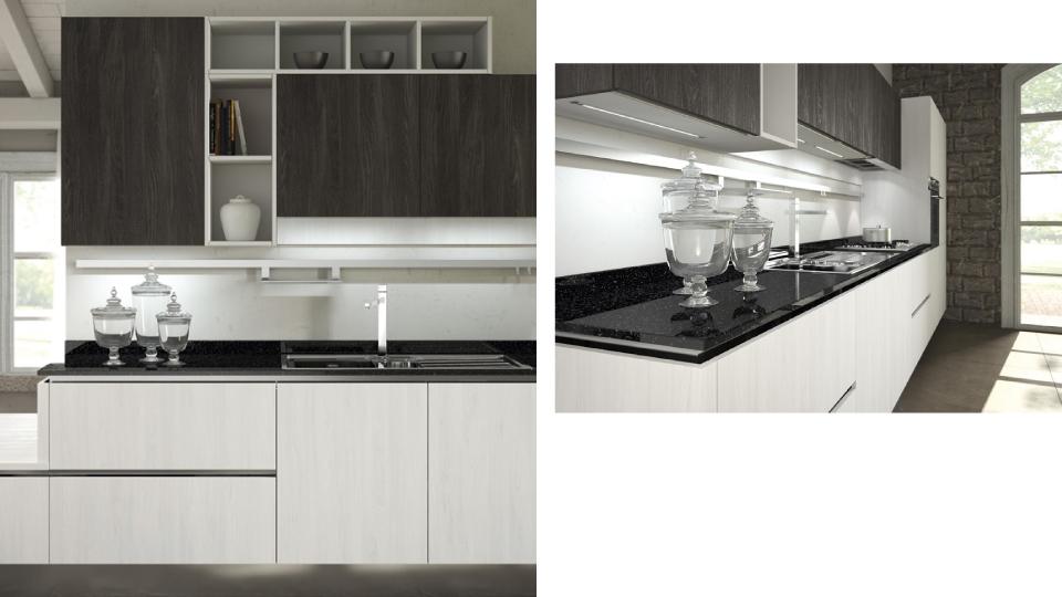 Cucina Moderna Fly : Cucina moderna fly ad kitchen