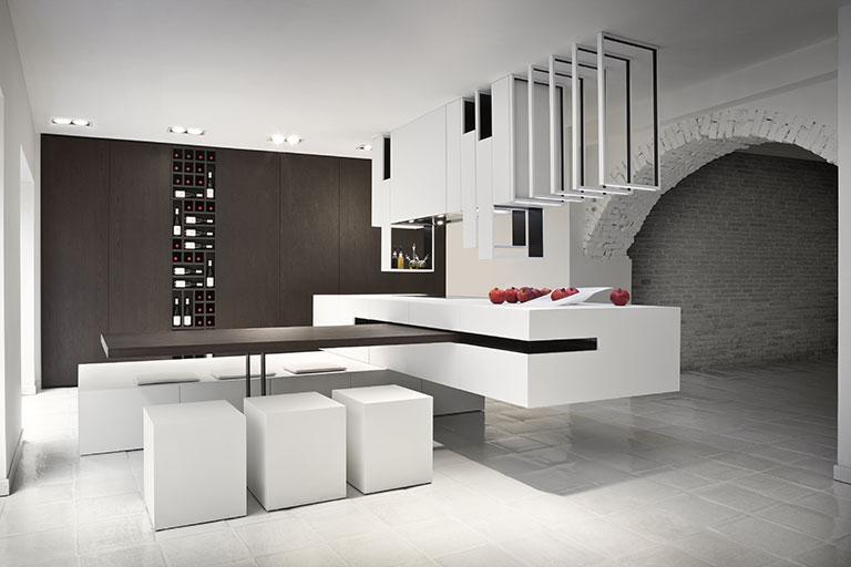 Una Cucina da Sogno - AD Kitchen